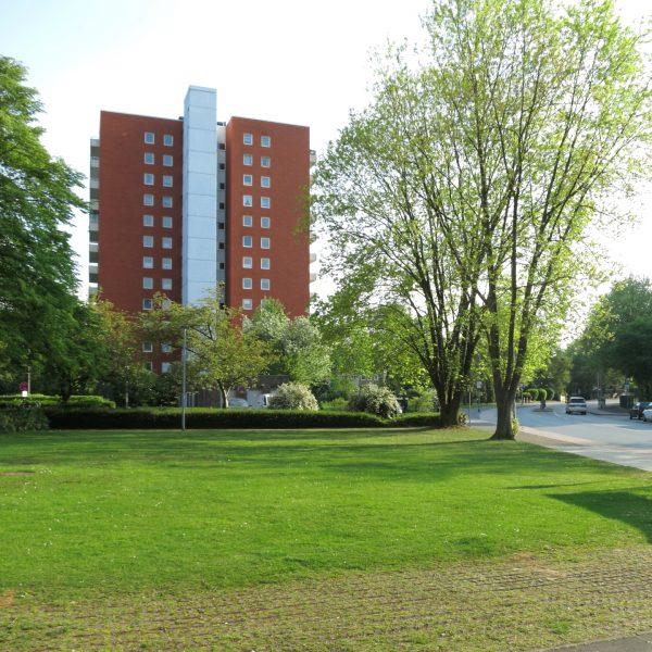 Wohnviertel in Münster-Coerde