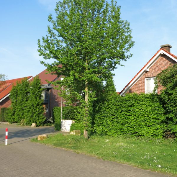 Wohnhäuser in Münster-Coerde