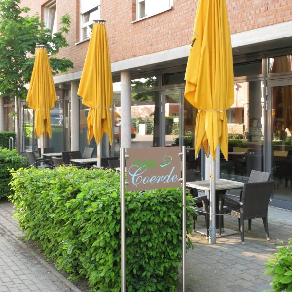 Café in Münster-Coerde