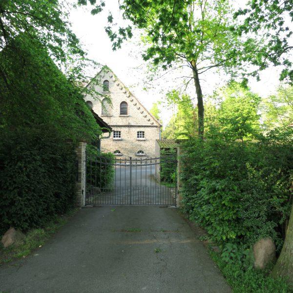 Ehemaliges Bauernhaus in Münster-Coerde