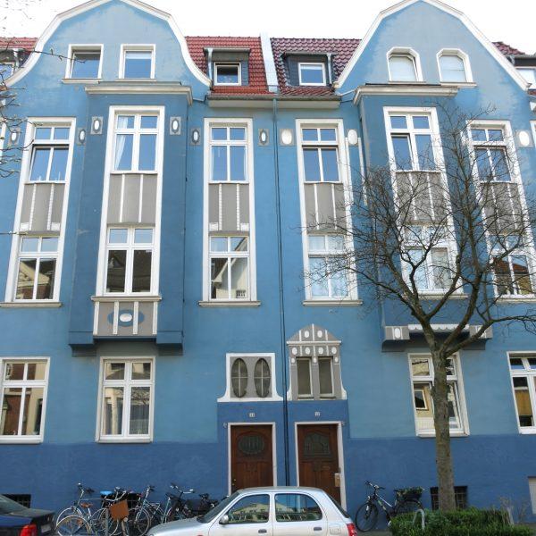 Wohnhaus im Erphoviertel Münster
