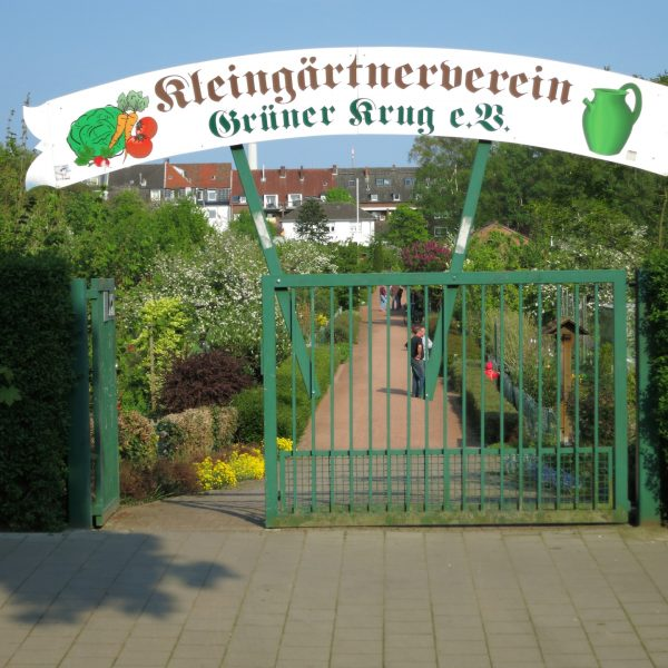 Kleingärtnerverein im Geistviertel Münster