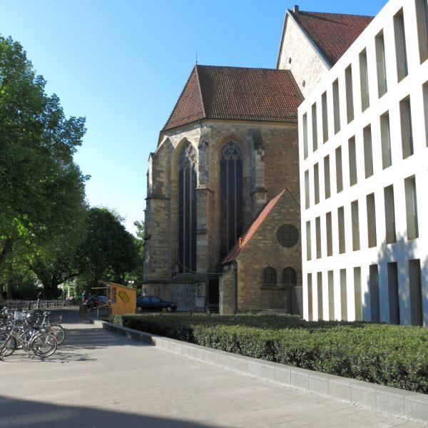 Überwasserkirche und Diözesanbibliothek