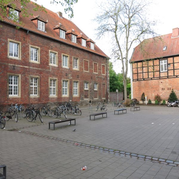 Adolph-Kolping-Platz in Münster