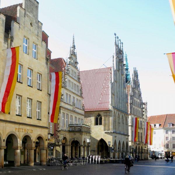 Altstadt von Münster