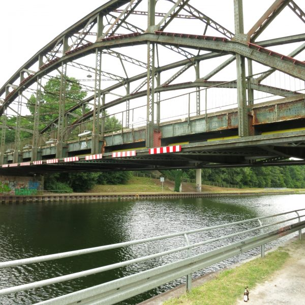 Dortmund-Ems-Kanal in Münster