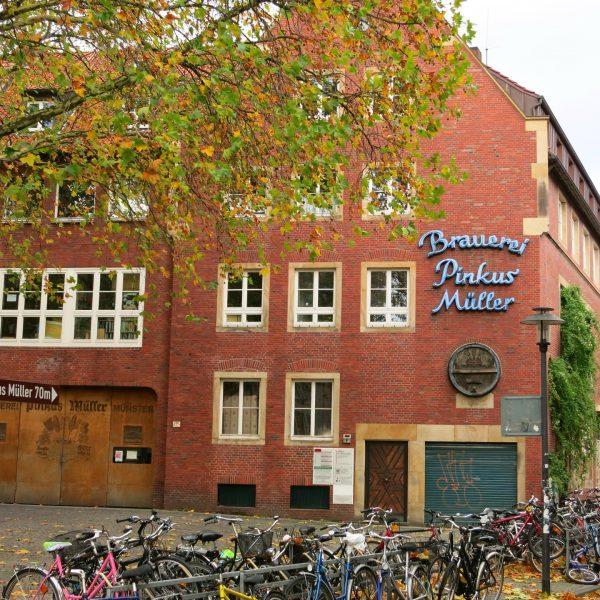 Brauerei Pinkus Müller in Münster