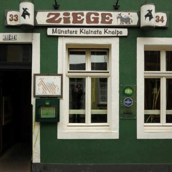 Kneipe Die Ziege in Münster