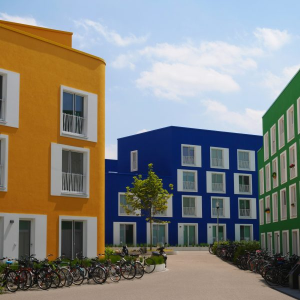 Studentenwohnanlage Boeselagerstraße