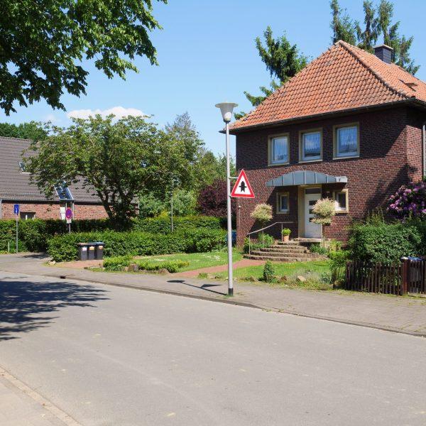 Wohnviertel im Münster-Mecklenbeck