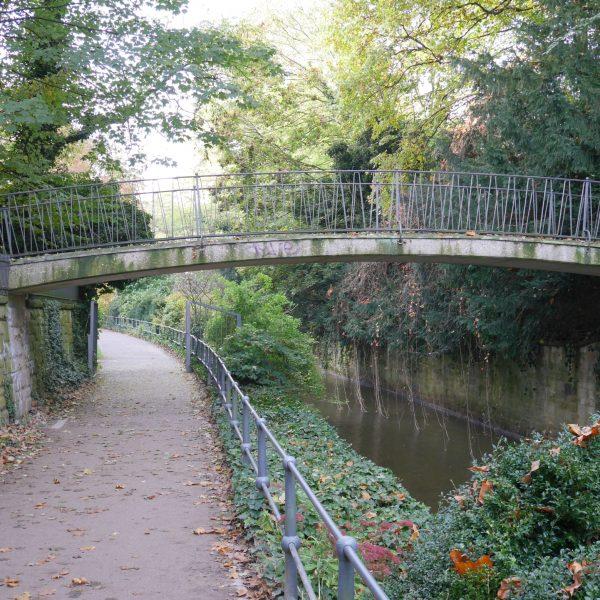 Aaseitenweg in Münster
