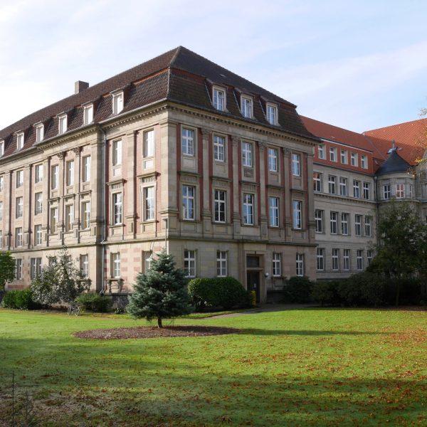 Bispinghof in Münster