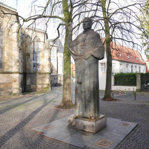 Denkmal Clemens August Graf von Galen in Münster