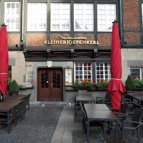 Kleiner Kiepenkerl in Münster