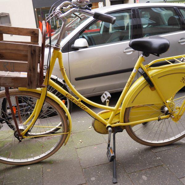Fahrrad in Münster