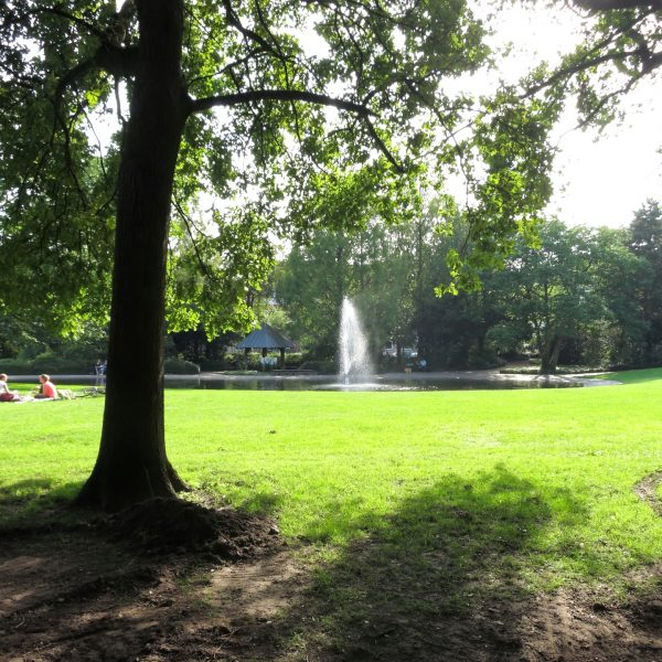 Südpark in Münster