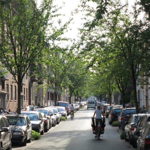Südviertel in Münster
