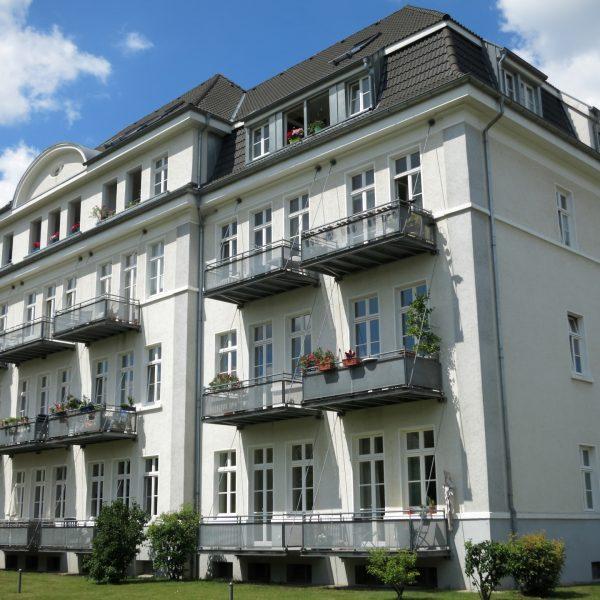 Wohnhaus im Stadtteil Münster Mitte-Nordost