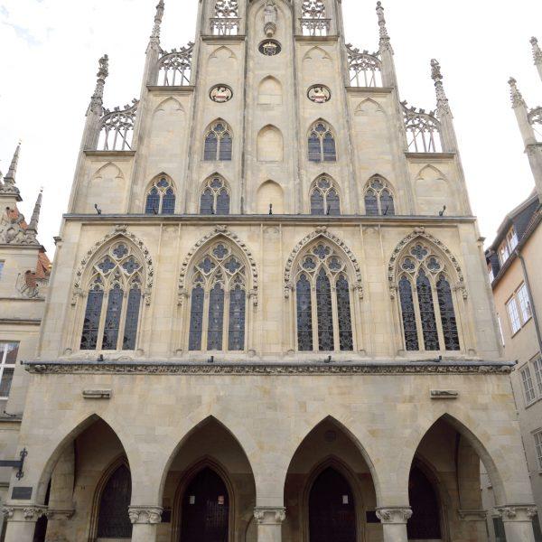 Historisches Rathaus in Münster