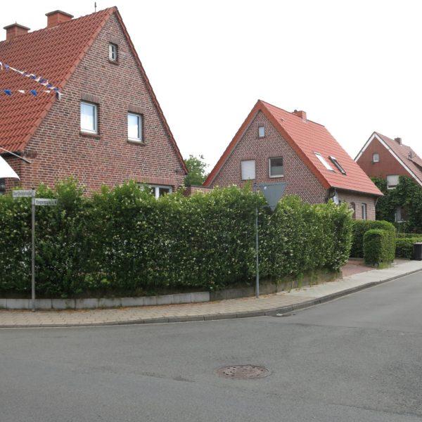 Wohnviertel in Münster-Roxel