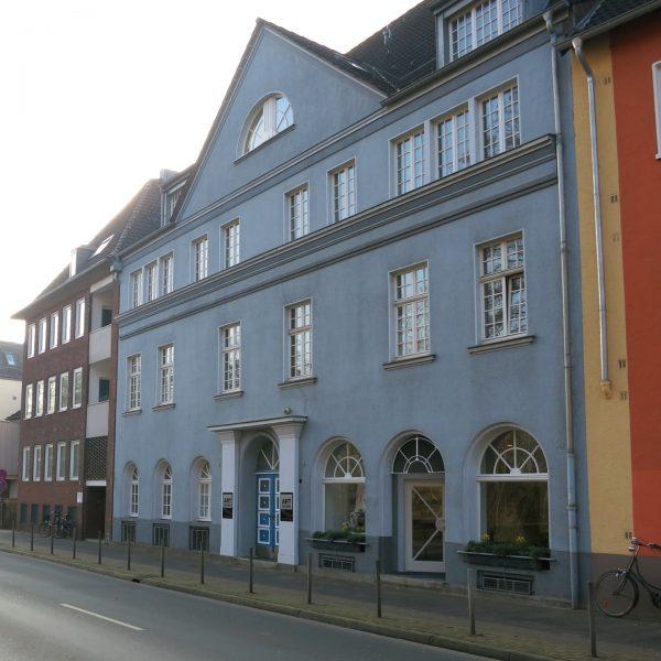 Wohn- und Geschäftshäuser im Schlossviertel in Münster