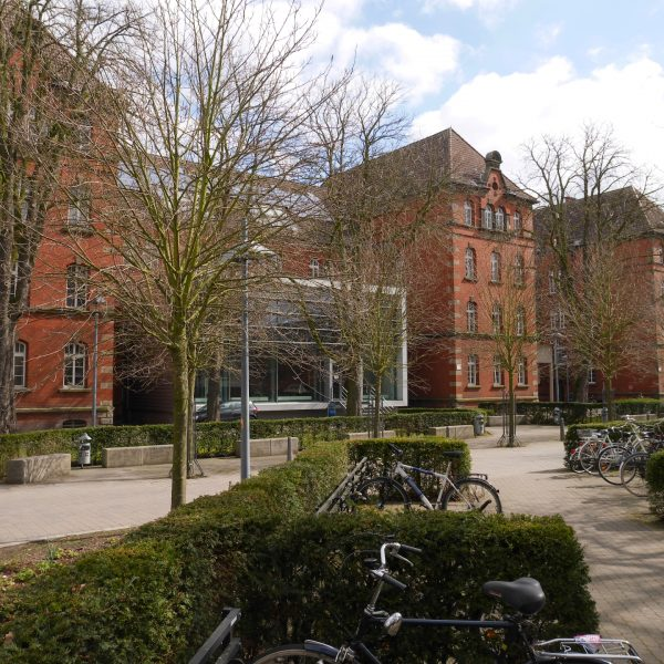Leonardo-Campus in Münster