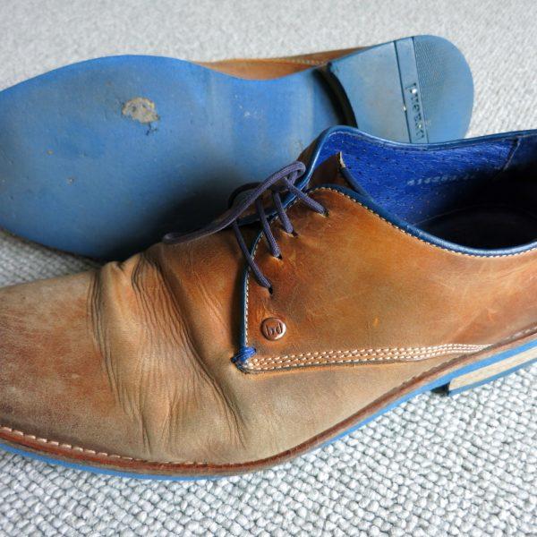 Kaputte Schuhe