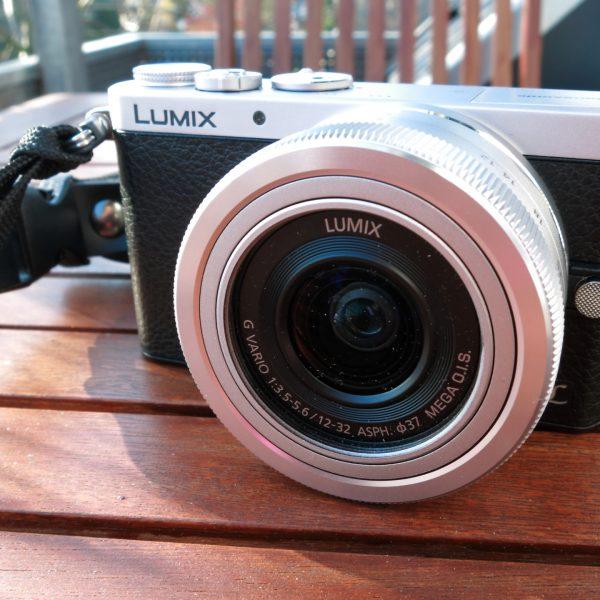 Kamera Panasonic Lumix GM1