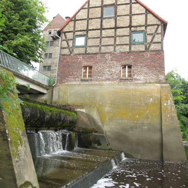 Havichhorster Mühle an der Werse in Münster